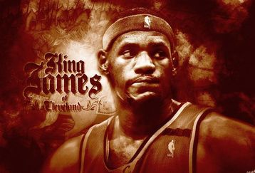 lebron james king